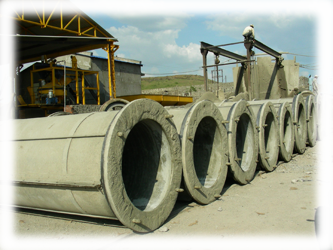 Cement Pipe Manufacturing Unit - Nira, Pune, Maharashtra, India