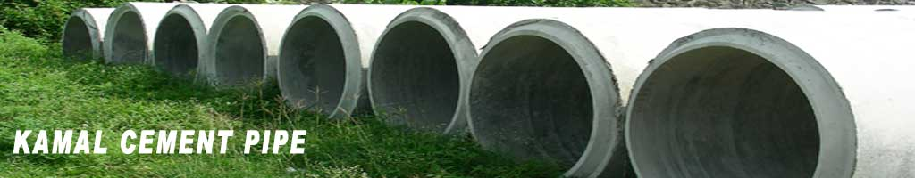 Kamal Cement Pipe - Nira, Pune - Manufacturer of Concrete (Cement, RCC, Hume) Pipes